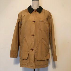 Vintage 1980's L.L. Bean Field Barn Jacket Lined